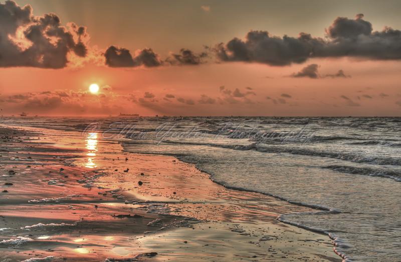 East Galveston Sunrise