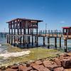 Damage Fishing Pier