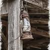 Ghost Town Lantern