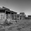 Black & White Ghost Town