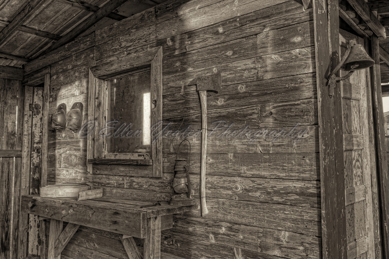 Inside of Fire House