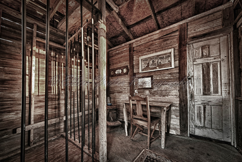 Ghost Town Jail