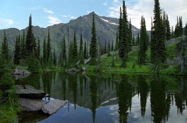 Glacier Peak Reflection