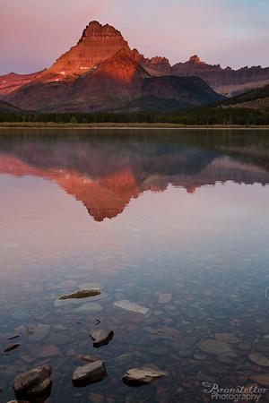 Mt. Wilbur Sunrise