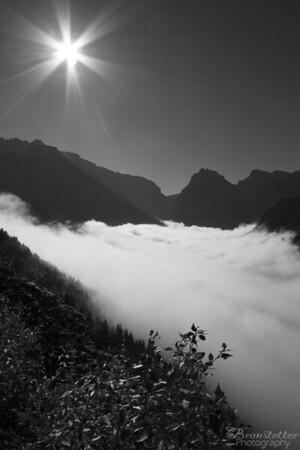 McDonald Valley Fog