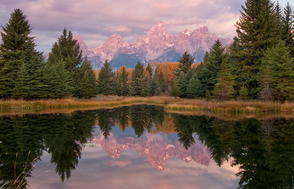 Teton Twilight