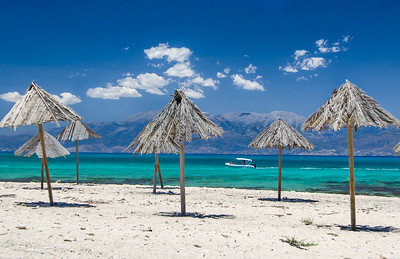 Belegrina beach, Chrysi island, Crete