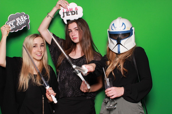 Star Wars themed event