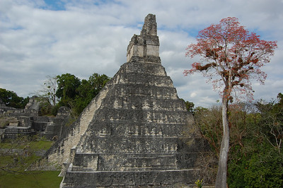 Temple of the Great Jaguar, Tikal