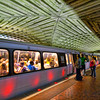 Washington Metro<br /> When I think of subways, I think New York City. Imagine my surprise when I discovered that Washington D.C. had a full underground subway system.