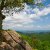 Skyline Drive<br /> Skyline Drive winds through the Shenandoah National Park in the Blue Ridge Mountains of Virginia. Take your time and enjoy the many overlooks and views.