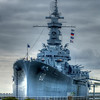 Battleship USS Alabama<br /> The USS Alabama is located in Mobile, Alabama. Wow! What a ship. You can even tour all the way down below the turrets, five levels deep.