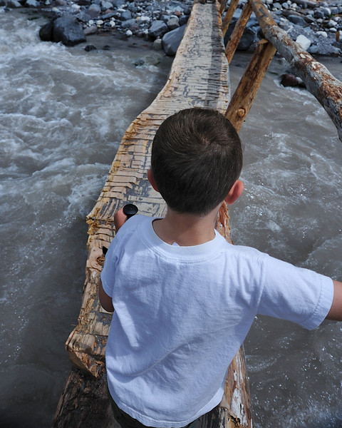 2011 - Mt. Rainier Hike - 7/31