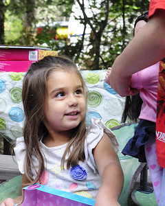 Labor Day and Avery's Brirthday