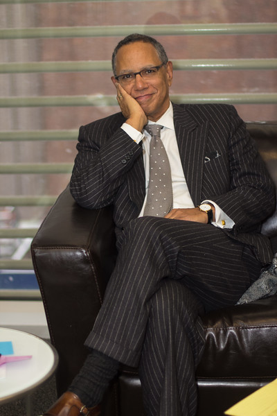 Dean Baquet Executive Editor of The New York Times photo shoot (1.26.15)