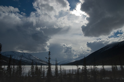 Winter Storms #1 - Brooks Range Mountains, Alaska