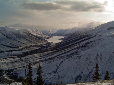 Wintertime #1 - Brooks Range Mountains, Alaska