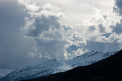 Winter Storms #2 - Brooks Range Mountains, Alaska