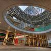 Former Enron Spaceship in Houston Downtown