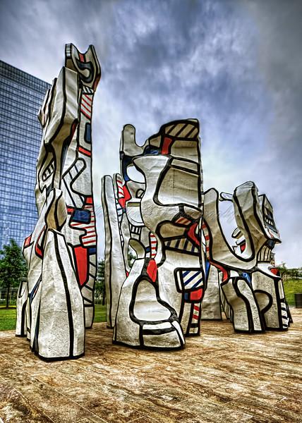 Monument Au Fantome - 2009