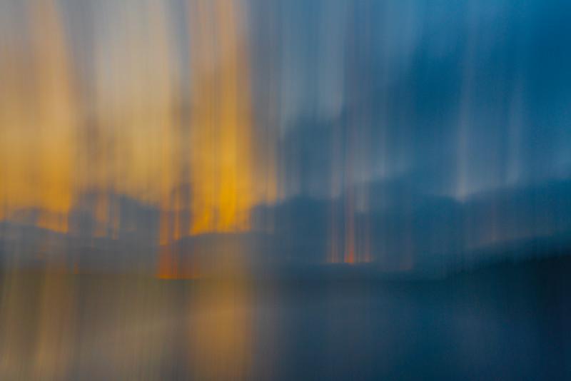 Anárjohka sunset