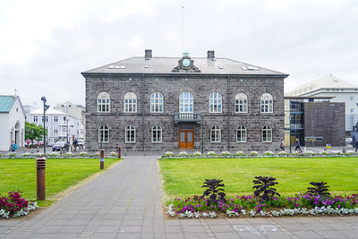 The House of Parliament, Reykjavik