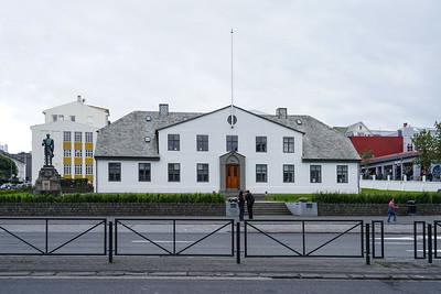 The Prime Minister's home, Reykjavik