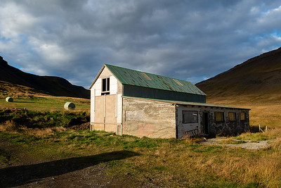 Outbuilding at Gilsfjarðarbrekka