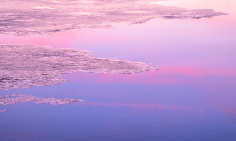 Sunset Reflections, Inauguration 2021