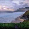 Misty Big Sur Coast