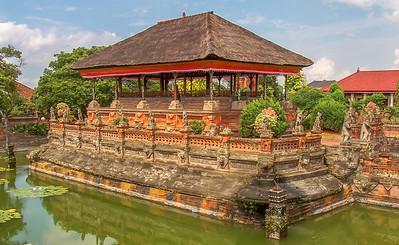 Karangasem temple