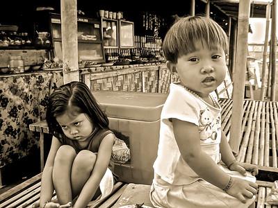 Kids, Nusa Lebongan