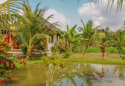 Balinese garden, Ubud