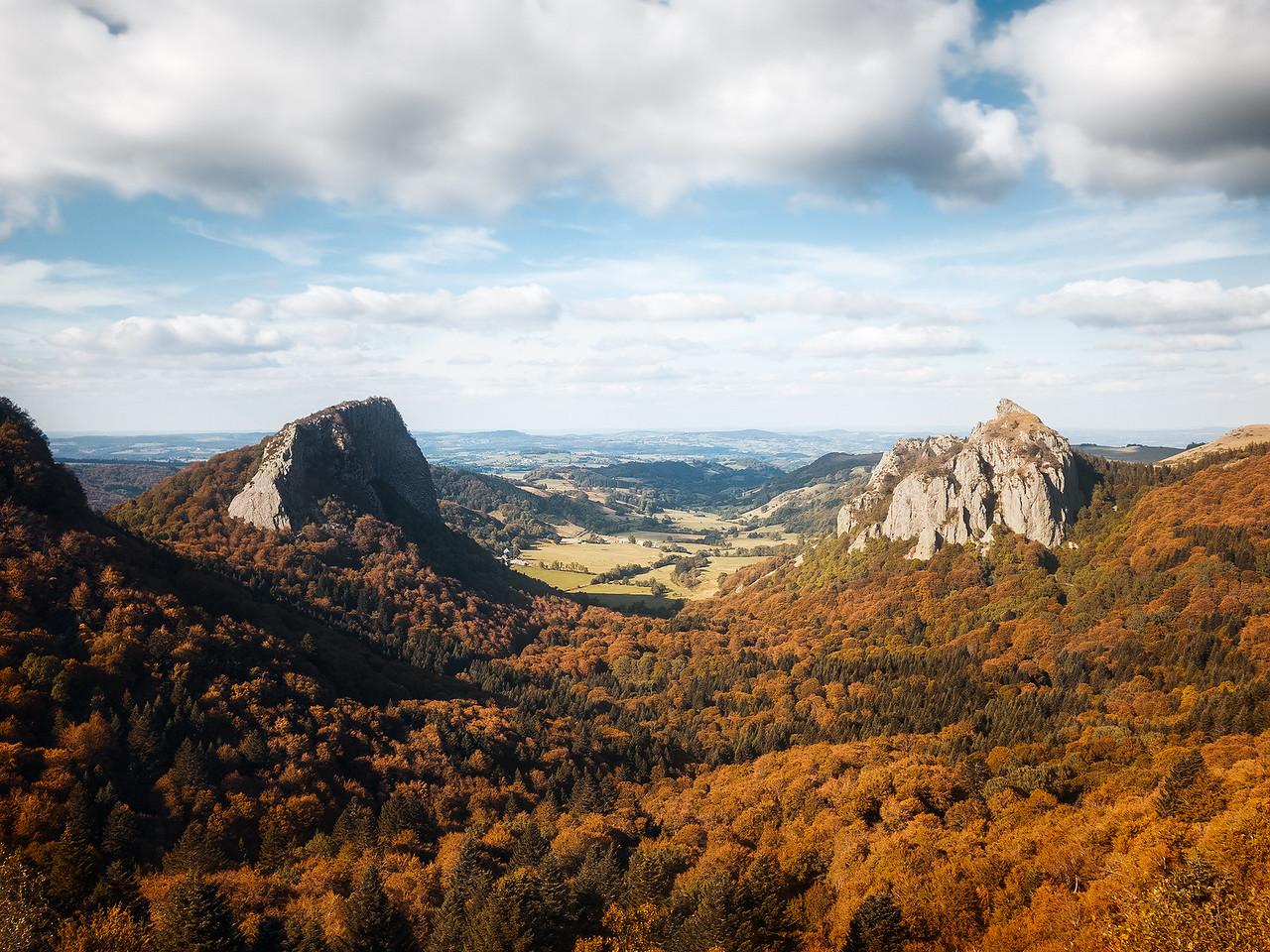 Roche Tuilière, France