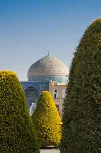 Sheikh Lotfollah Mosque in  Naghsh-i Jahan Square, Esfahan
