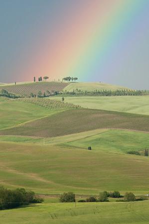 Tuscan Rainbow