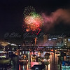 Sumida River Fireworks in Tokyo