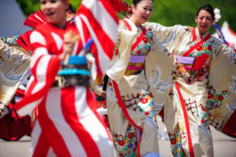 Matsuri in Kanazawa