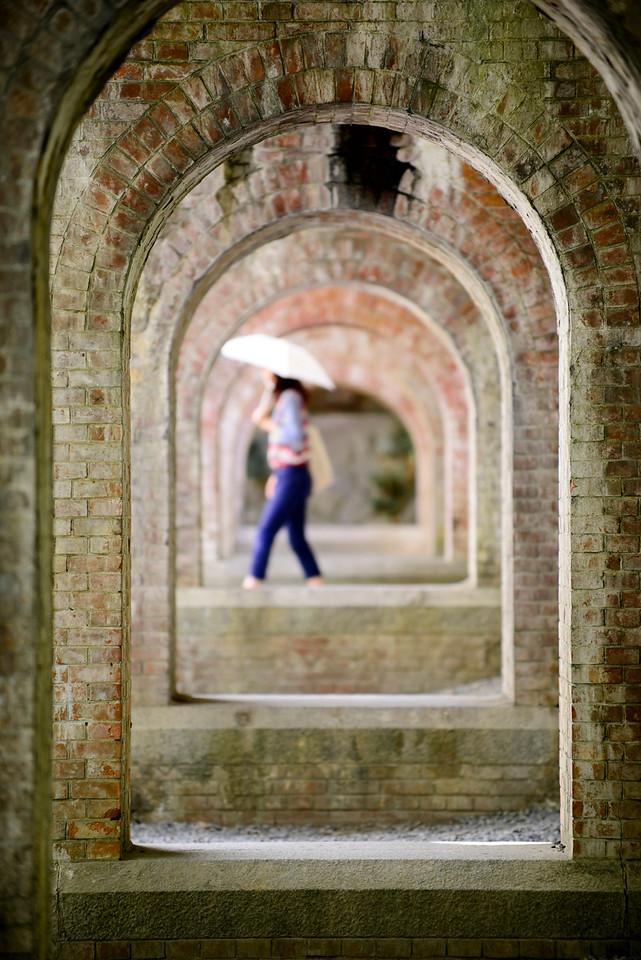 Konchi - in's arched bridge