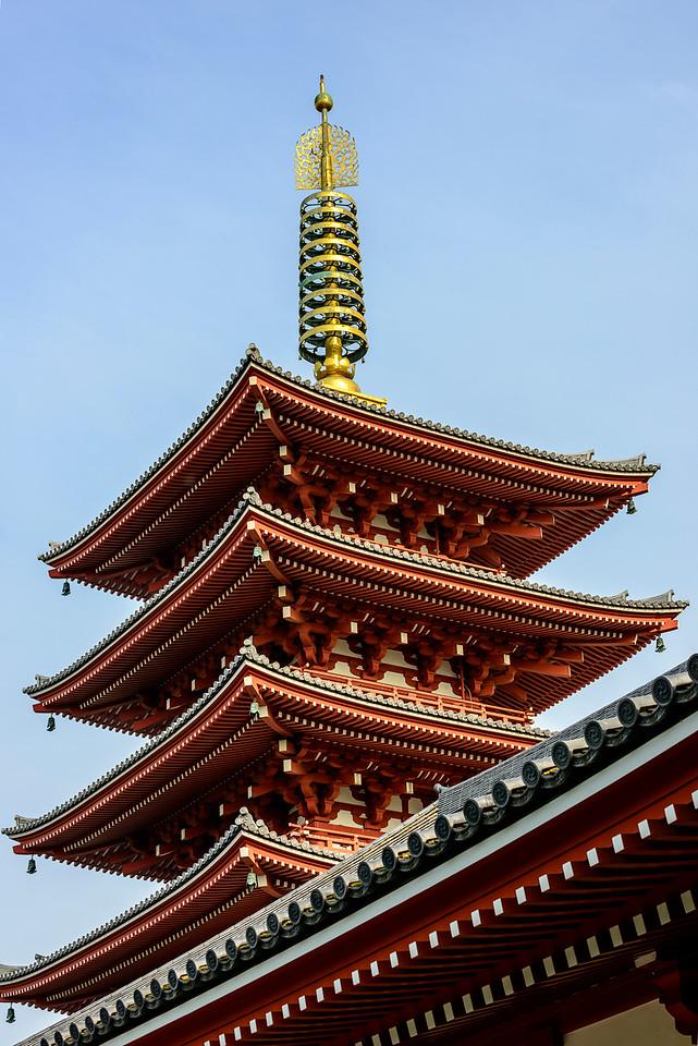 Tokyo's Senso-ji temple