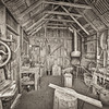 <b> The Blacksmith's Workshop </b>