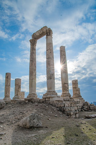Temple of Hercules, Amman