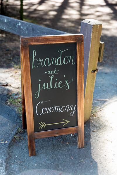 Julie & Brandon Wedding in the Oakland Redwoods