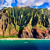 Na Pali Cathedrals