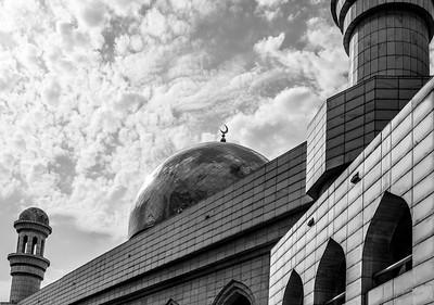 Almaty mosque II