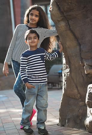 Ritika and Rohan at Mirage Apartments