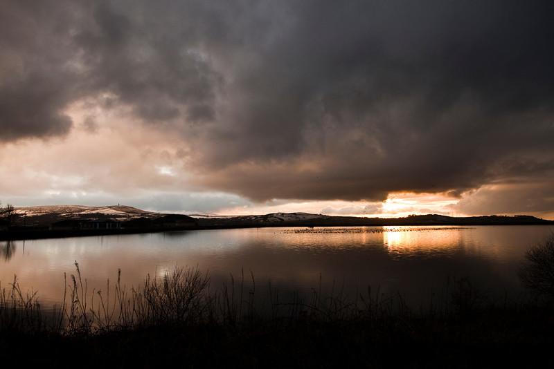 Guide Reservoir, Blackburn, Lancashire.