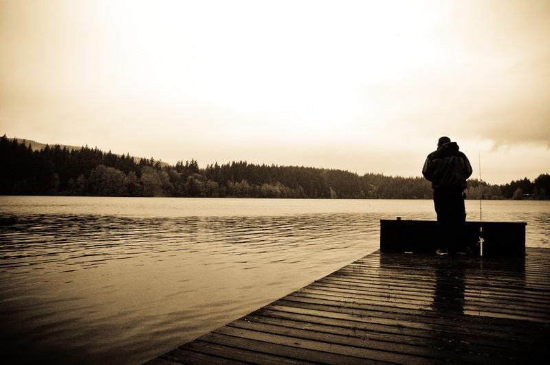 Samish Lake