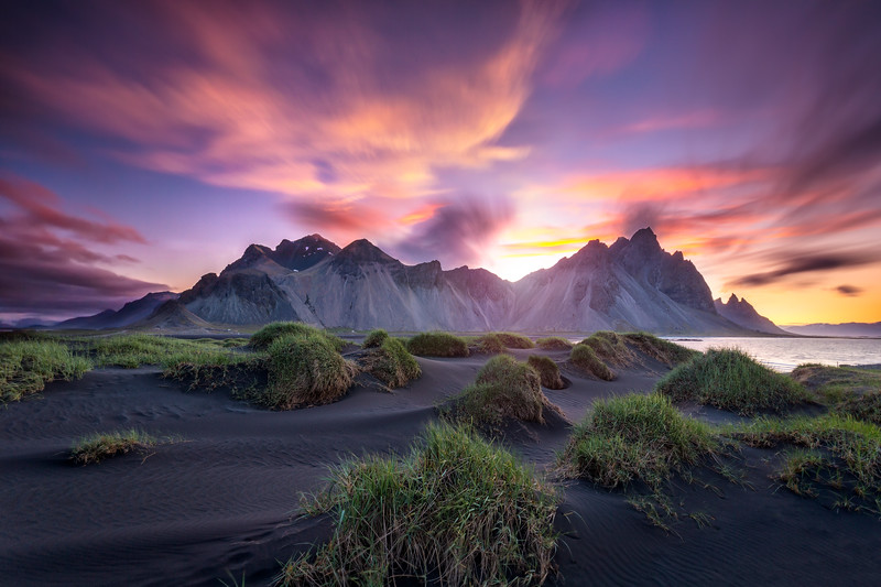 stokksnes vestrahorn iceland sunrise black beach.jpg