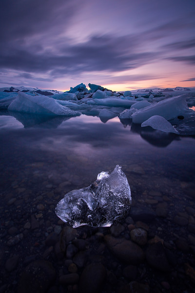 jokulsarlon ice sunset art glacier lagoon fineart iceland island is ice mads peter iversen aarhus fotokunst 2.jpg